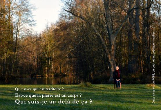 autoportrait BDP et PNR Gâtinais Essonne résidence d'auteure sauveur pauline