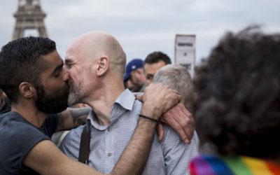 Le baiser d'Orlando, texte de Mathieu Simonet