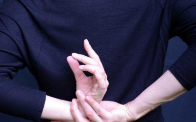 deux mains – étude