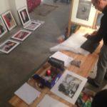 retour sur l'exposition parisienne - Galerie Canopy