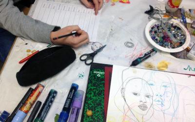 rencontre lecture atelier livre d'artiste